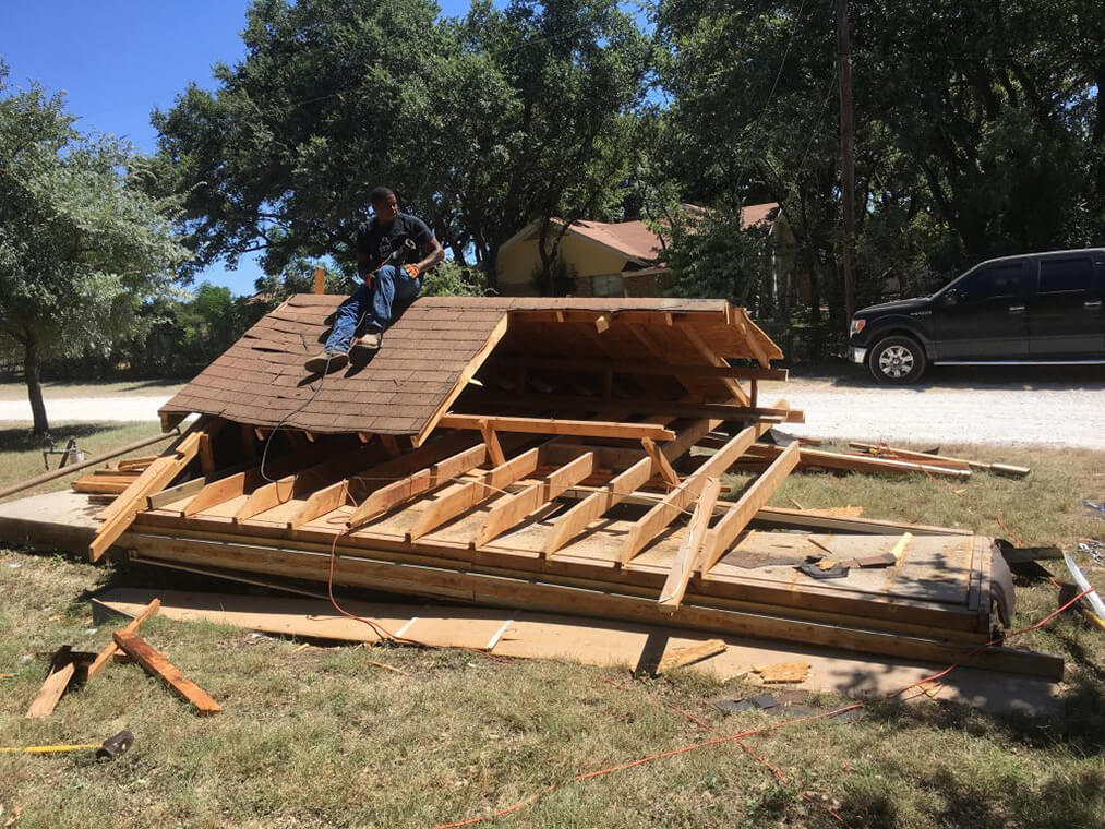 Light Demolition-Amarillo Dumpster Rental & Junk Removal Services-We Offer Residential and Commercial Dumpster Removal Services, Portable Toilet Services, Dumpster Rentals, Bulk Trash, Demolition Removal, Junk Hauling, Rubbish Removal, Waste Containers, Debris Removal, 20 & 30 Yard Container Rentals, and much more!